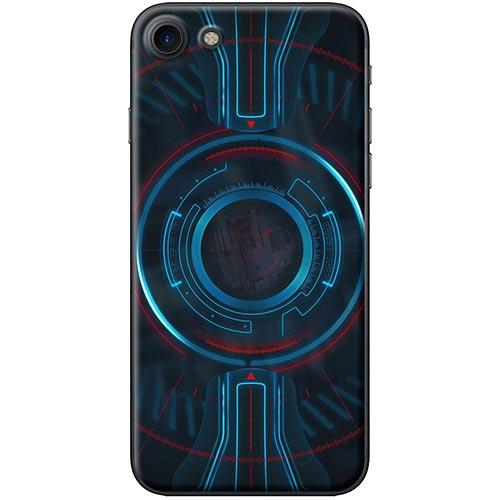 Ốp Lưng Hình Vòng Tròn Xanh Dành Cho iPhone 7  8