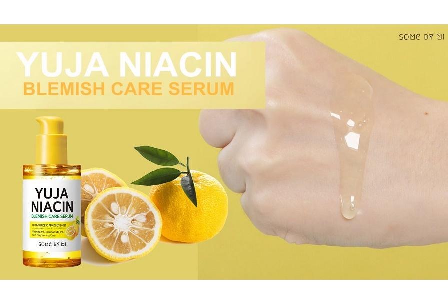 Tinh chất Some By Mi Yuja Niacin Blemish Care Serum