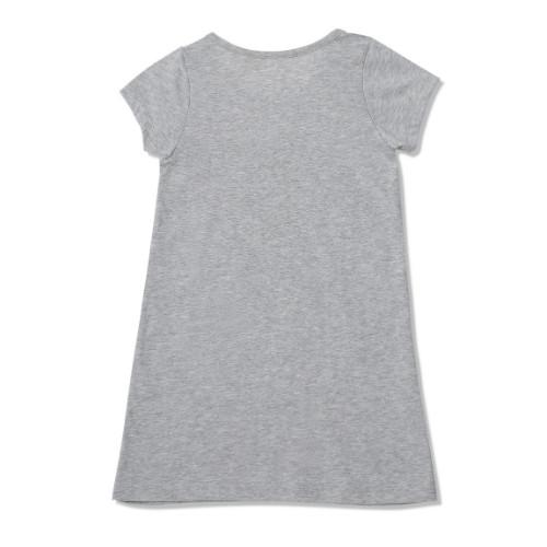 Đầm Mickey ngắn tay bé gái Rabity 5131