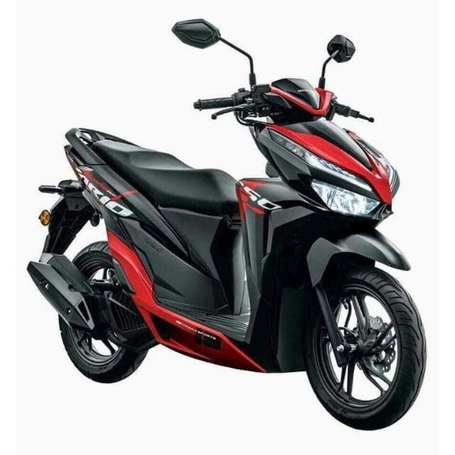 Tem in UV ép nhiệt dành cho xe máy Vario 150 mẫu Malaysia 2019