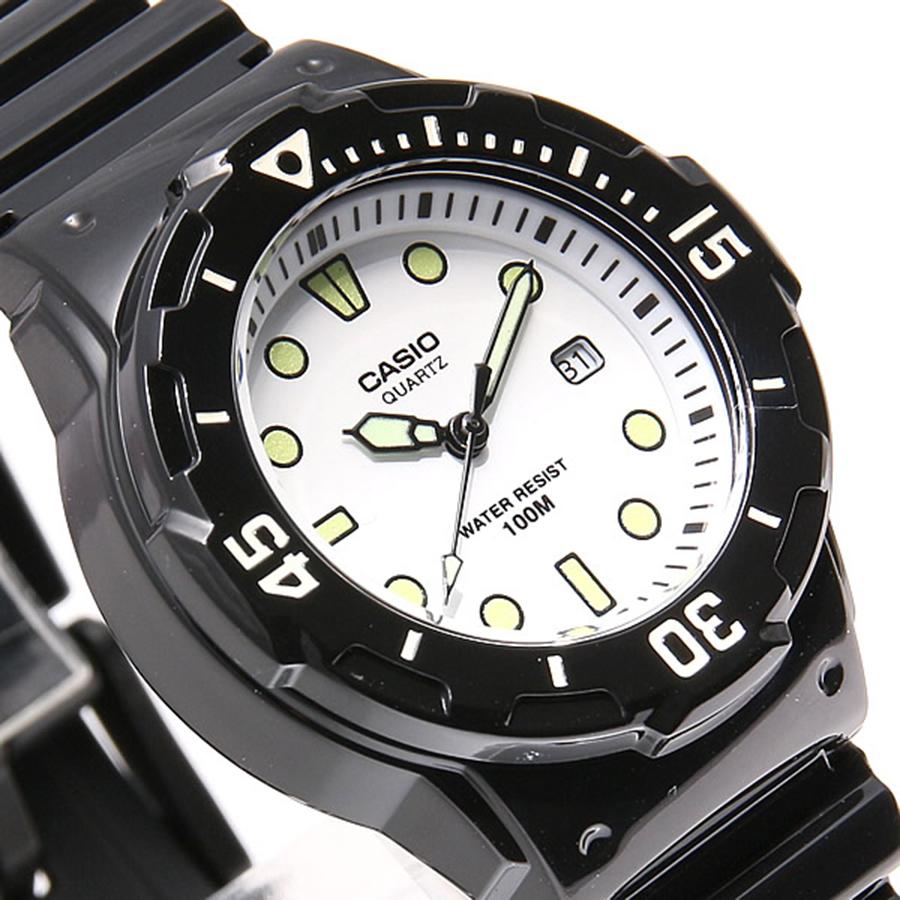 Đồng hồ nữ dây nhựa Casio LRW-200H-7E1VDF