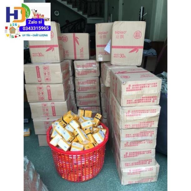 Thùng giấy ăn gấu trúc (30 gói) 1 GÓI 300 TỜ