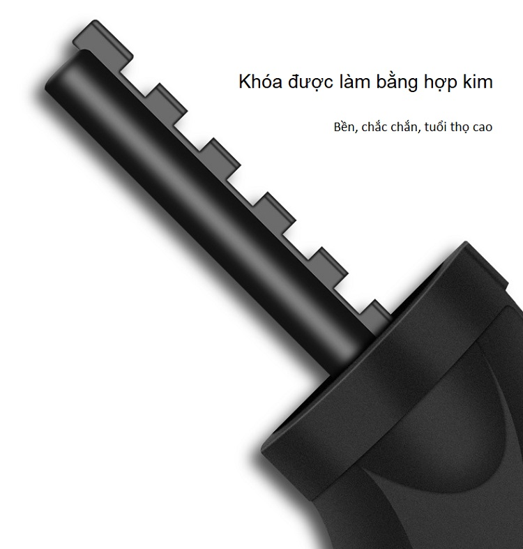 Khóa dây mật khẩu chống trộm xe đạp 120cm KWH-045 LÕI THÉP ( KHÓA XE MÁY, XE ĐẠP, CỬA NHÀ ĐỘ AN TOÀN CAO )
