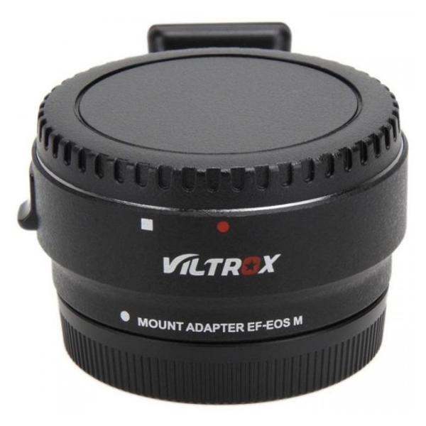 Ngàm Chuyển Auto Focus Viltrox EF-EOS M Cho Canon EOS M - Hàng Chính Hãng