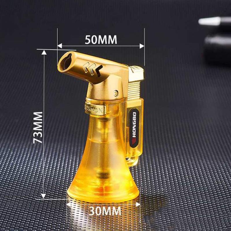 Combo Hộp Quẹt Bật Lửa Khò 1 Tia BK854 Dùng Gas Cao Cấp + Tặng Tai Nghe Bluetooth BT-01 Kiểu Dáng Thể Thao