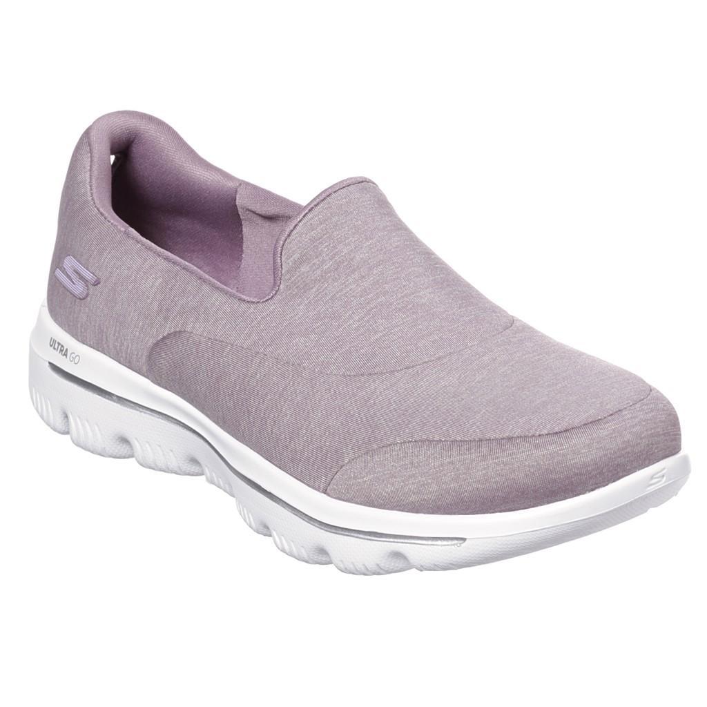 Giày đi bộ nữ Skechers GO WALK EVOLUTION ULTRA-AMAZED GAMBIX-ONE PIECE - 15733-MVE
