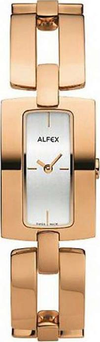 Đồng Hồ Nữ Dây PVD Vàng Hồng Alfex 5584/613 (20 x 30 mm)