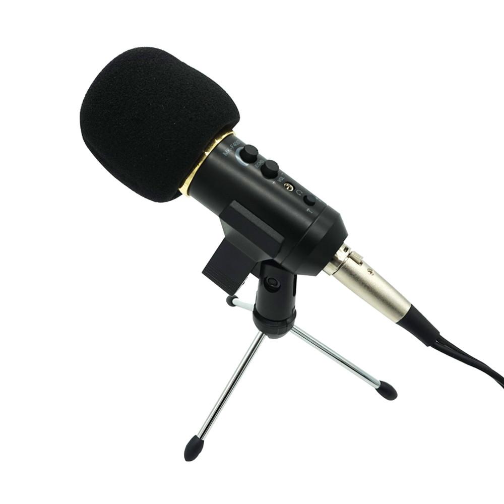 Micro thu âm MK-F400TL Tích Hợp Sound Card Sẵn AZONE