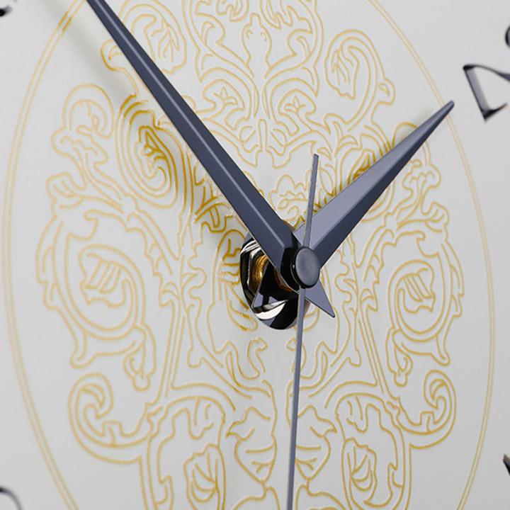 Đồng hồ treo tường quả lắc DH-106