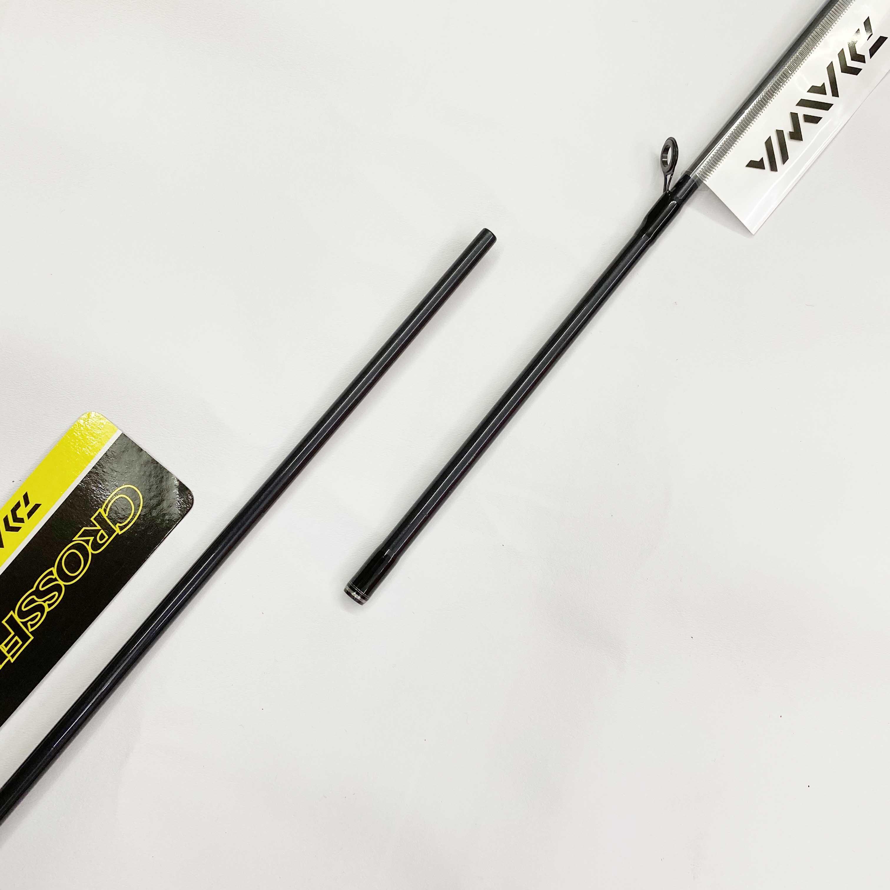 Cần câu cá Daiwa Crossfire 1m98 cần lure máy ngang 662 MHB-SD