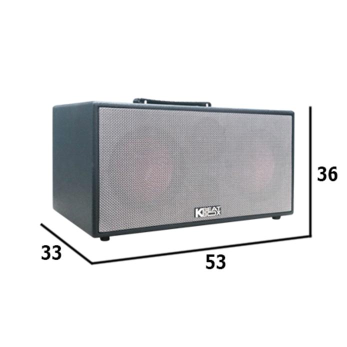 Loa kéo di động Acnos KBeatBox CS450 - Hàng Chính Hãng