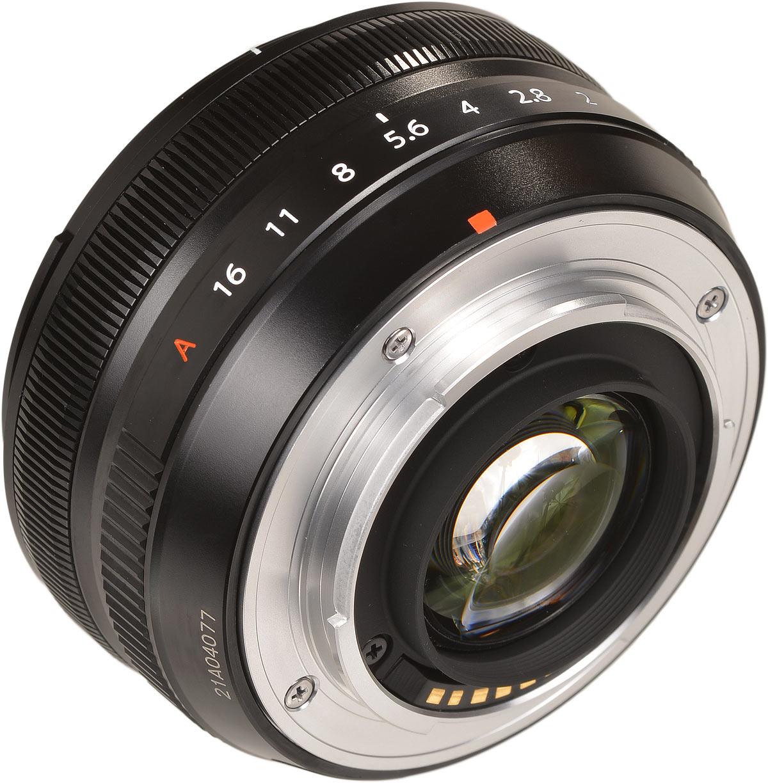 Ống kính Fujinon XF 18mm F2 R - Hàng chính hãng