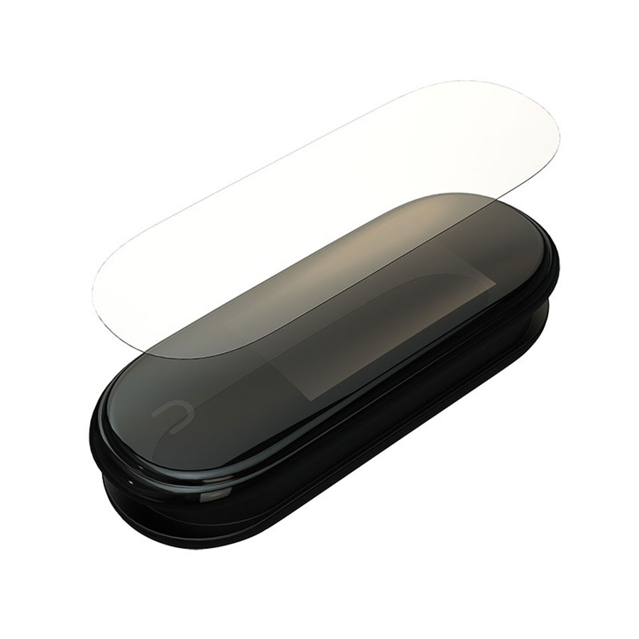 Bộ 2 miếng dán bảo vệ màn hình cho đồng hồ thông minh Xiaomi Miband 3 Miband 4