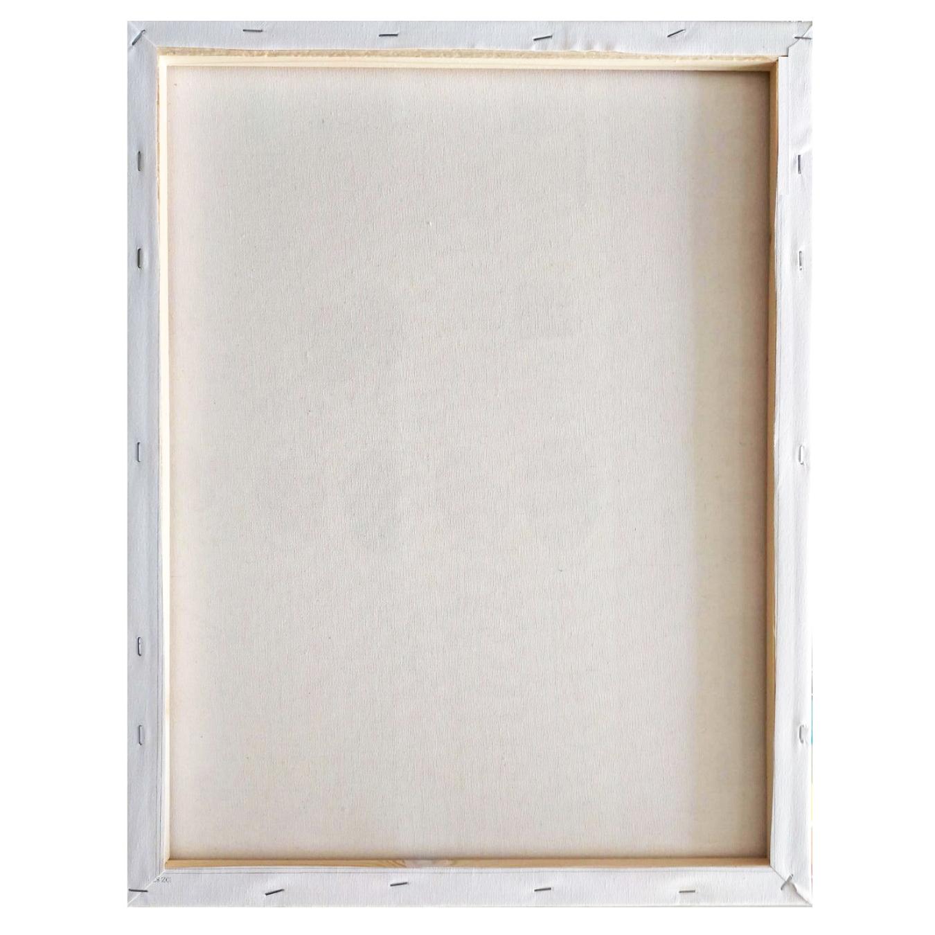 Tranh sơn dầu số hóa tự tô đã căn khung 40x50cm- PH9488 cô gái tóc vàng