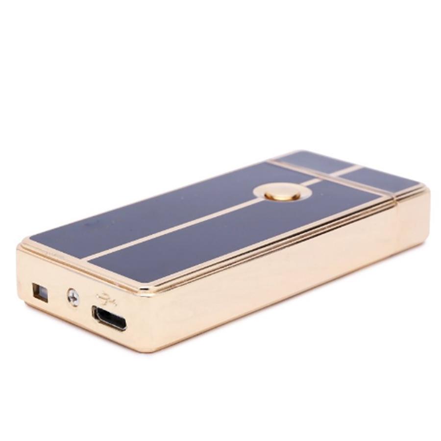 Bật Lửa Plasma Phóng Tia Lửa Điện Sạc USB ZB-308A (Giao Màu Ngẫu Nhiên)