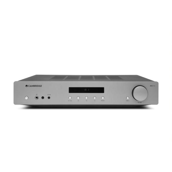 Ampli tích hợp Cambridge Audio AXA35 - Hàng chính hãng