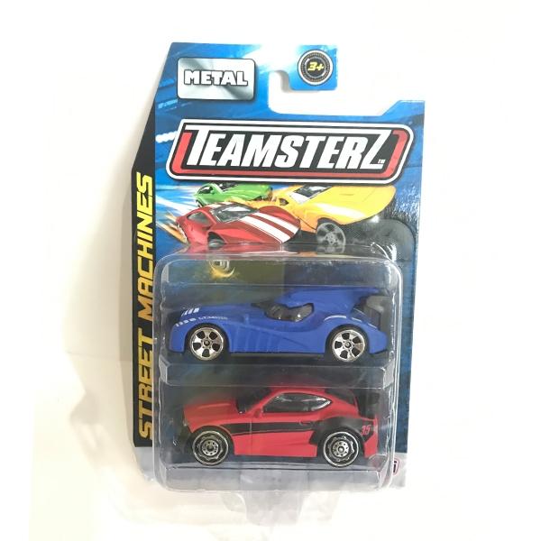 Xe Mô Hình Teamsterz Pack 2 - Mẫu 1