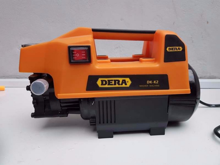máy rửa oto xe máy DERA mini 6