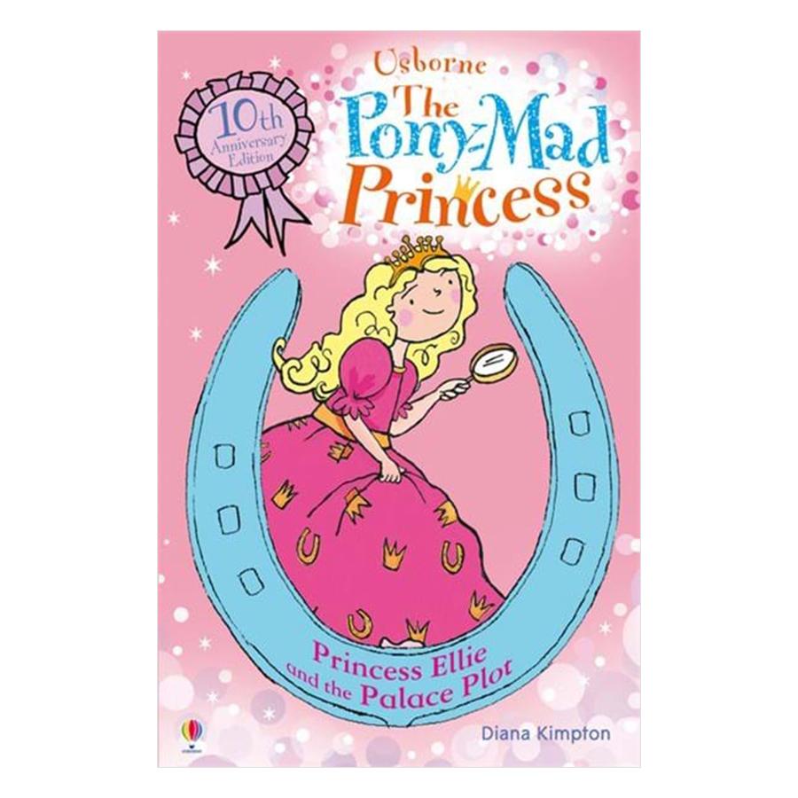 Usborne Princess Ellie and the Palace Plot