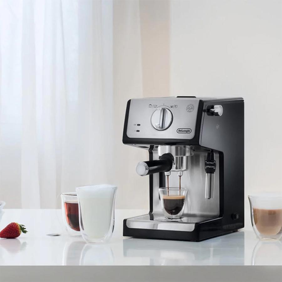 Máy Pha Cà Phê Espresso Delonghi ECP 35.31 - Hàng chính hãng