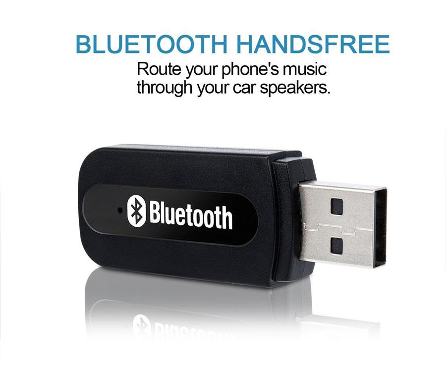 USB Bluetooth 163 kết nối Loa Thường thành loa không dây
