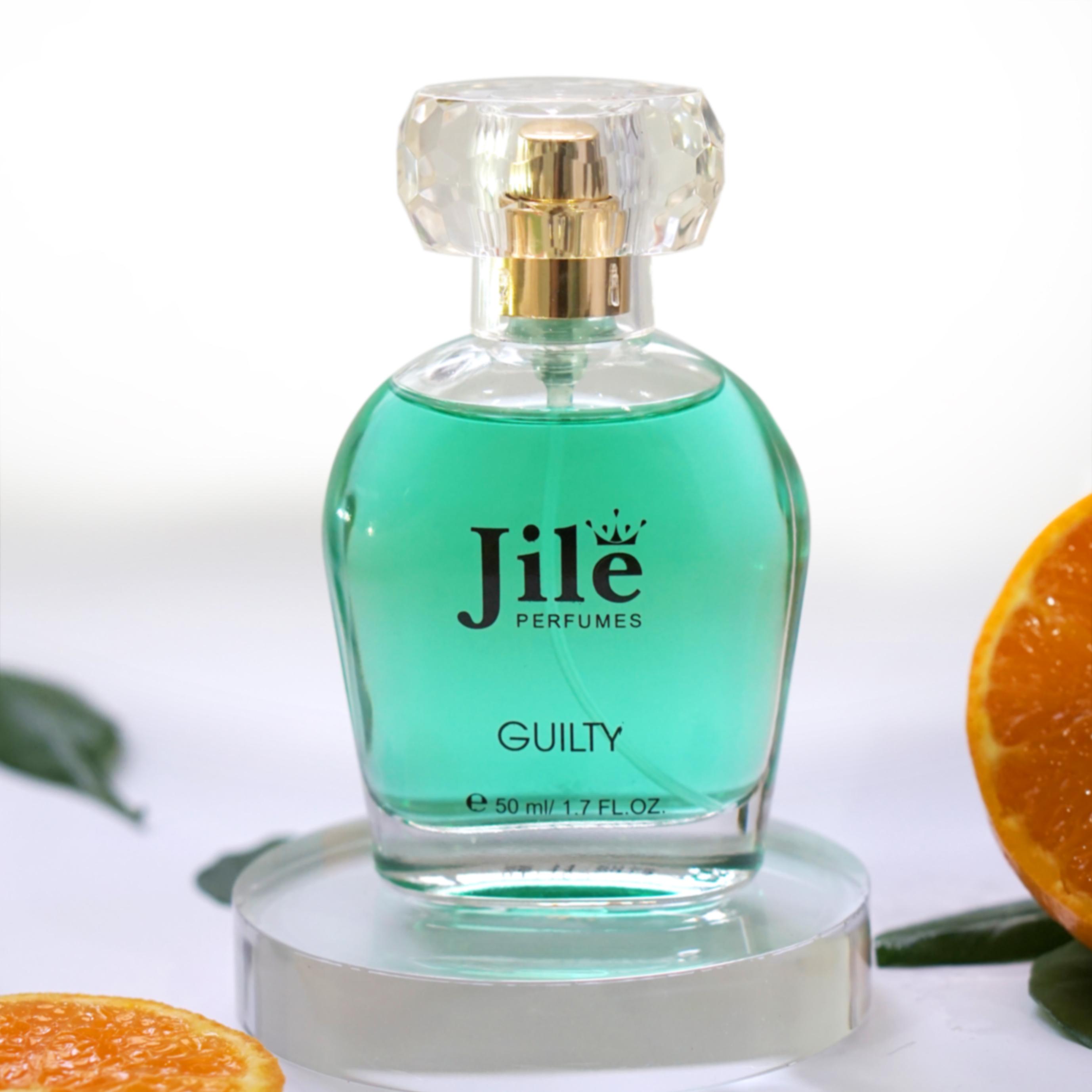 Combo nước hoa nữ Jile daisy(chane),Nước hoa nam Jile Guilty,50ml, cao cấp, chính hãng, thơm lâu