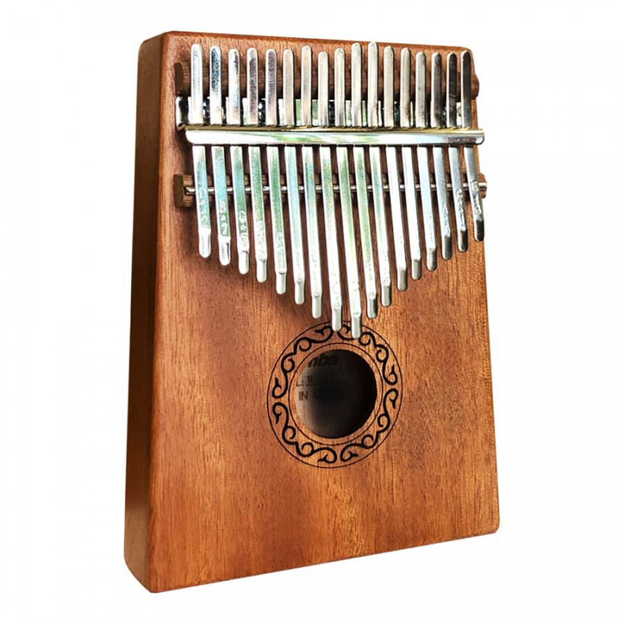 Đàn Kalimba 17 Phím Gỗ Mahogany - KALIMBA-W-17T