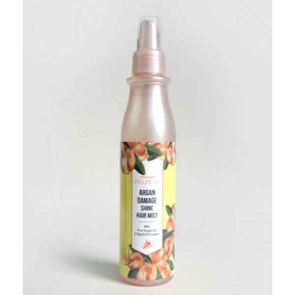 [Tặng kèm móc khoá] Xịt dưỡng tóc tinh dầu Argan Around Me Shine Hair Mist Hàn Quốc 200ml