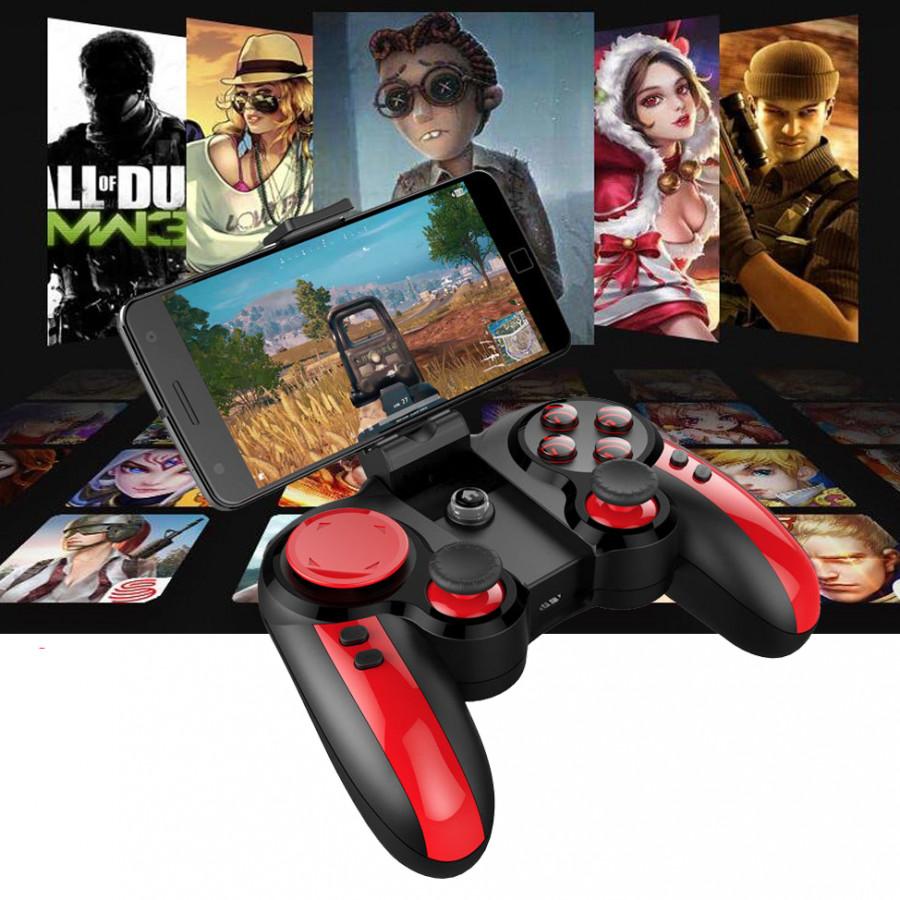 Tay Cầm Chơi Game iPega PG-9089 Dành Cho Android, PC, TV, P3 Cao Cấp AZONE - Hàng Nhập Khẩu