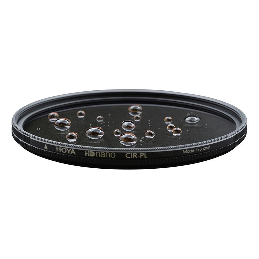 Kính Lọc Hoya HD Nano PL-Cir 52mm - Hàng Chính Hãng