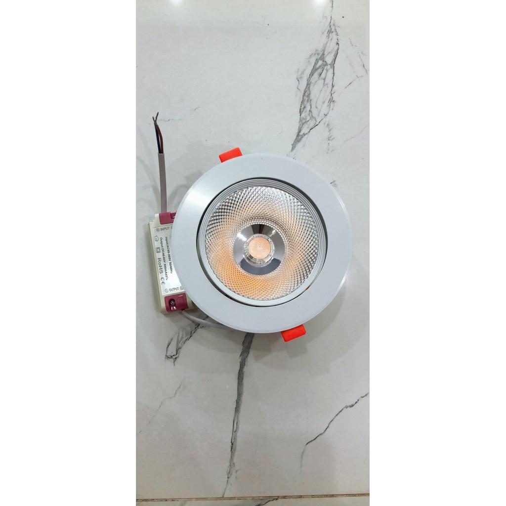 Đèn LED âm trần siêu sáng
