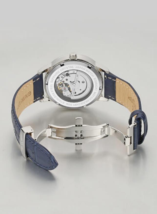 Đồng hồ Nam SRWatch - Dây Da - Automatic (Cơ) - SG8882.4103AT (40 mm)