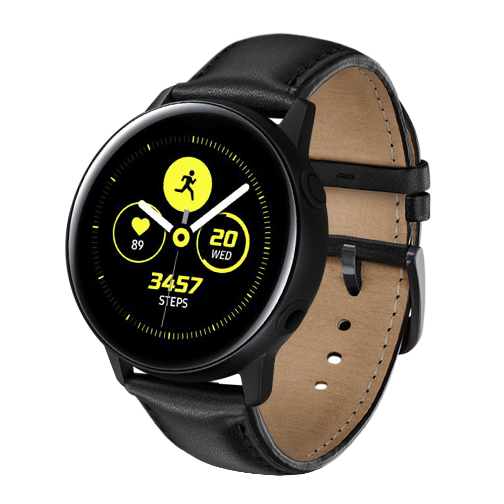 Dây Da Classic Size 20mm Cho Galaxy Watch Active 2 / Galaxy Watch 42