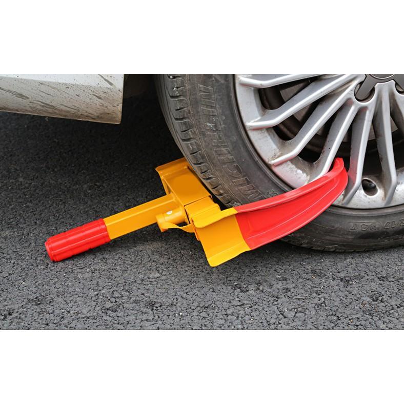 Khóa bánh xe chống trộm ô tô