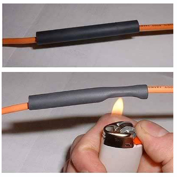 Bộ 2 ống gen co nhiệt , cách điện phi 20 (chiều dài 1 mét)