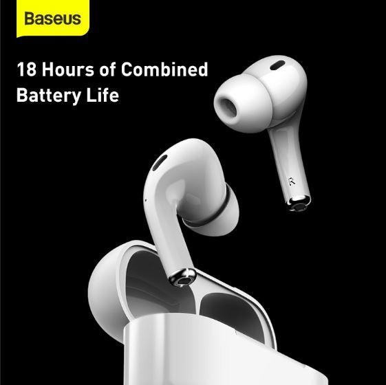 Tai nghe Bluetooth Baseus Encok True Wireless Earphones W3 - Hàng Chính Hãng