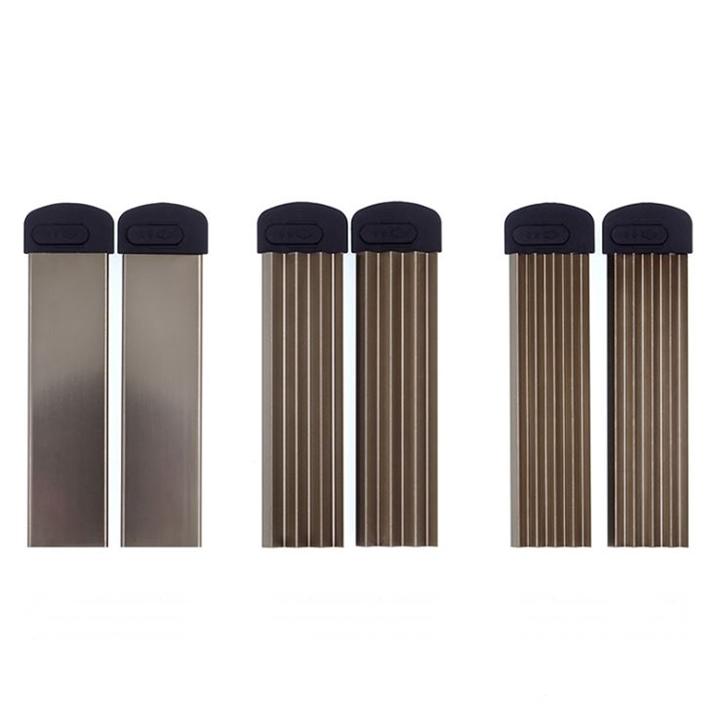 Máy bấm - duỗi - uốn đa năng bản nhỏ TM043 - Tặng kẹp tóc 5 răng đính hạt Pha Lê