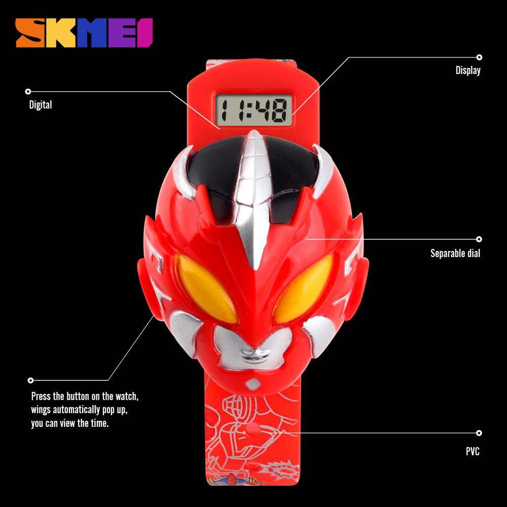 Đồng hồ đeo tay Skmei - 1239RD