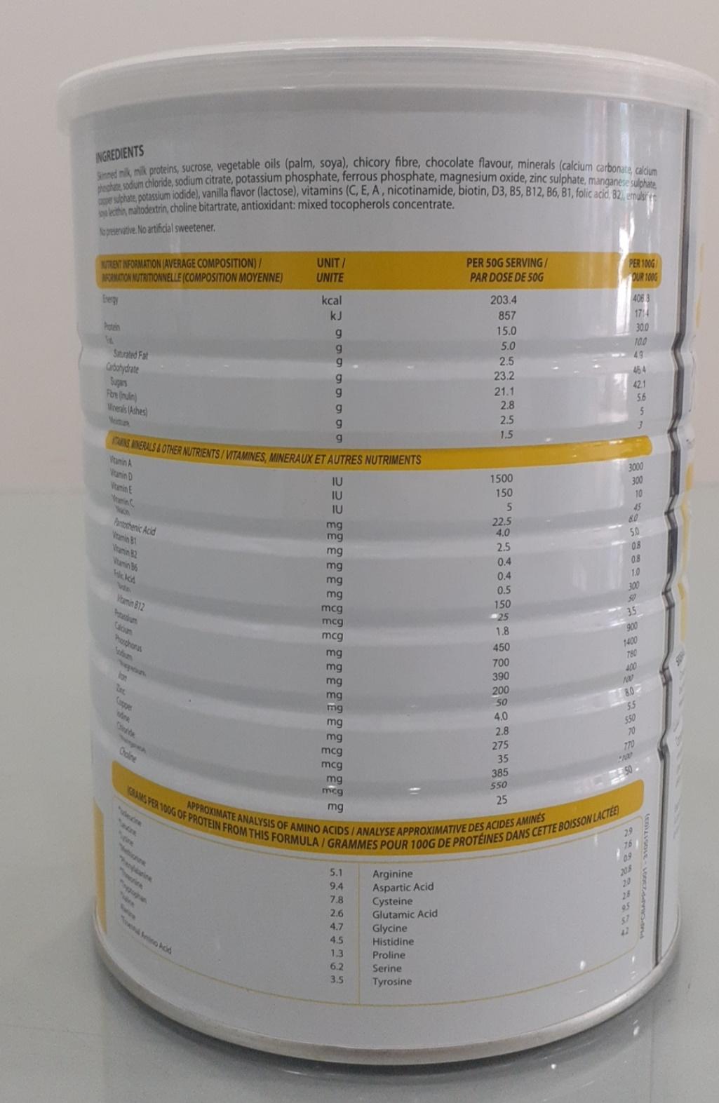 Sữa Appeton Weight Gain Dành Cho Người Gầy 450g