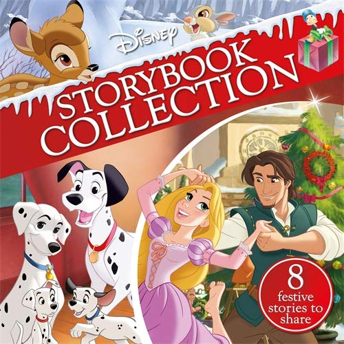 Disney Classics - Mixed: Storybook Collection Festive (Storybook Collection Disney)