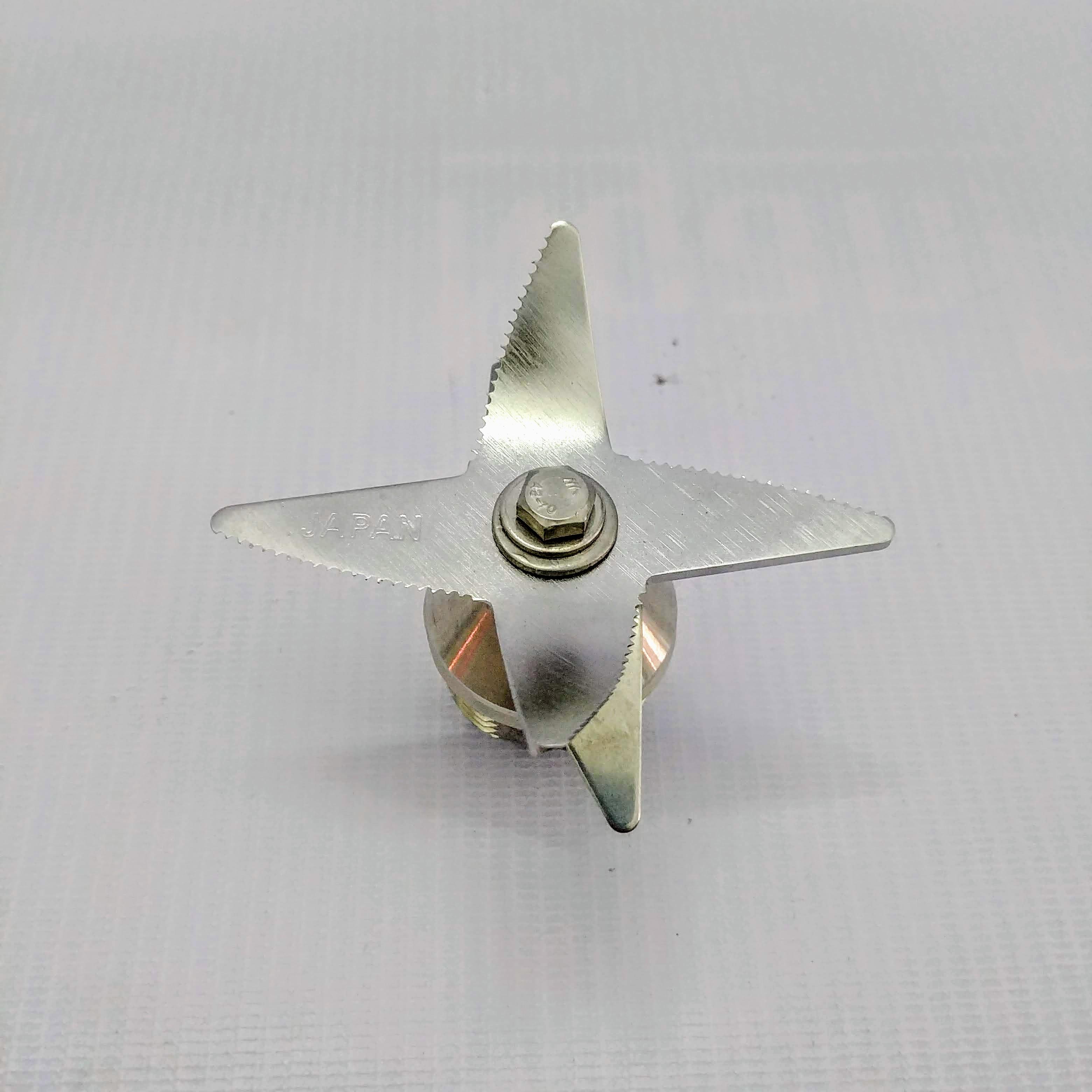 Lưỡi dao thép không gỉ cao cấp - phụ kiện máy xay sinh tố công nghiệp