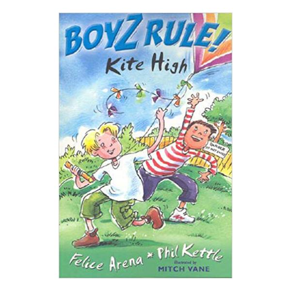 BOYZ RULE: KITE HIGH