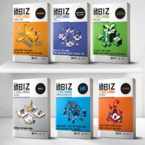 Bộ sách quản trị doanh nghiệp từ những khối óc hàng đầu thế giới-Biz Coachingtv