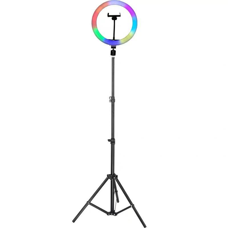 ĐÈN LIVESTREAM RGB LED NHIỀU MÀU BÁN HÀNG