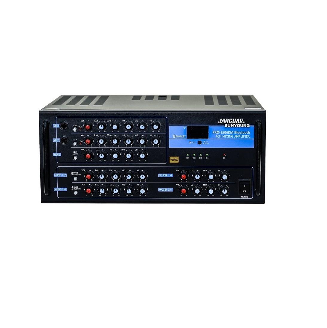 Amply Jarguar Suhyoung pro 1506km Bluetooth - Hàng Chính Hãng