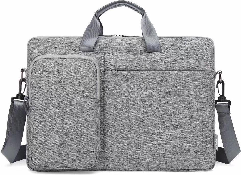 Túi đựng Macbook Air, Pro cao cấp 13.3 - 15.6 inch đa năng Chống Sốc nhiều ngăn