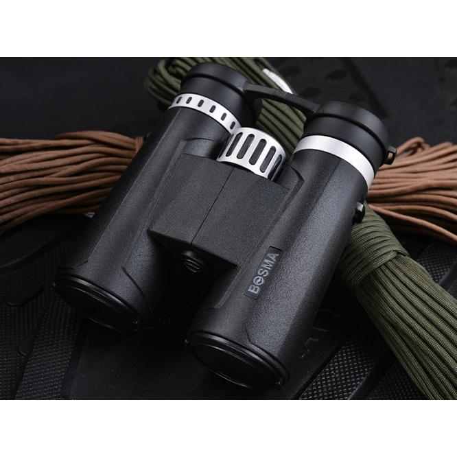 Ống nhòm Bosma Optimistic 8×42, Hàng chính hãng, Độ phóng đại 8 lần và đường kính 42mm, Chất lượng hình ảnh cao