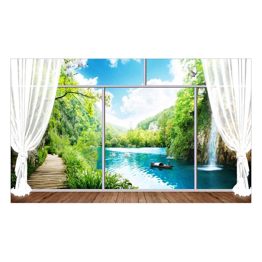Tranh Dán Tường Phong Cảnh 3D TV0140