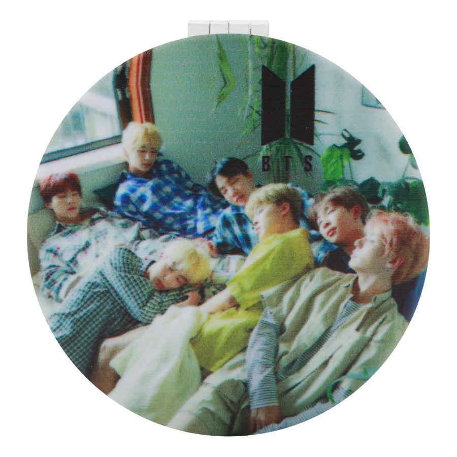 Gương BTS - Hình Tròn - Mẫu Ngẫu Nhiên