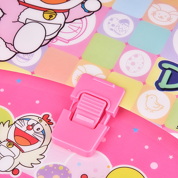 Cặp Học Thêm Doraemon TP-DF01/DO - Màu Hồng
